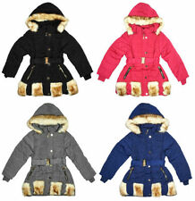 Girls' anorak Coats, Jackets & Snowsuits (2-16 Years) with Hooded