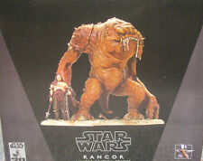 "Star Wars ""Rancor & Handler"" Statue Gentle Giant New MIB HTF"