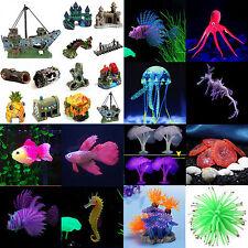 artificiel aquarium aquarium Méduse Corail Décoration plantes sous l'eau décor