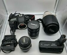 Canon EOS 7D 18 MP CMOS Digital SLR Camera + Canon EF 100-400mm f/4.5-5.6L IS II