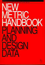 New Metric Handbook: Planning and design data-ExLibrary