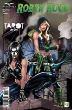 Robyn Hood: Tarot One Shot Cover B