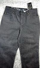 FDJ FRENCH DRESSING JEANS Brown Subtle Leopard Olivia Bootcut NWT msrp $94, Sz 4
