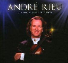 Classic Album Selection [Box] by André Rieu (CD, Apr-2013, 5 Discs, Decca)