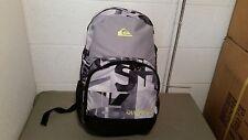 "New QUIKSILVER ""Detension"" Backpack Bookbag~Retail $44.00"