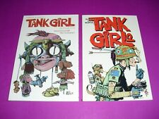 Tank Girl the Collection 1993 & 2 1995 TPB GREAT COND 1st print! Graphic Novel