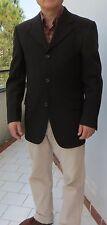 J G R men's wear giacca in lana tg. 48 drop 8 R nuova,  come Corneliani, Canali