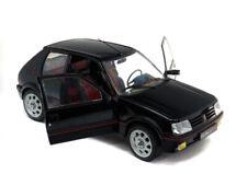 1/18  - SOLIDO S1801707    PEUGEOT 205 GTI 1.9L MK 2 – NEGRO -1990