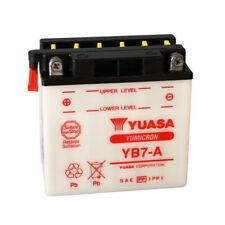 0650736 BATTERIA YUASA YB7-A 12V/8AH