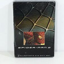 Spider-Man 2 (DVD) 2-Disc Set, Widescreen Collector's DVD Gift Set! BRAND NEW!