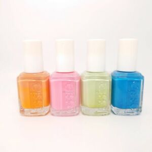 Essie Nail Polish Lacquer Discontinued 0.46 fl. oz. 954/ 955/ 956/ 957