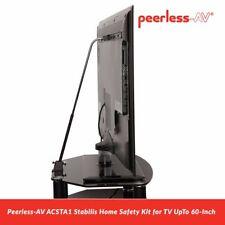 Peerless-AV ACSTA1 Stabilis Home Safety Kit for TVs UpTo 60-Inch LCD LED Plasma