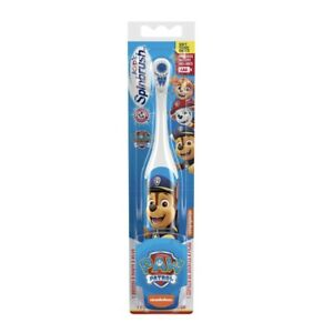 Kids Spinbrush Powered Toothbrush Arm & Hammer PAW PATROL Soft Brush