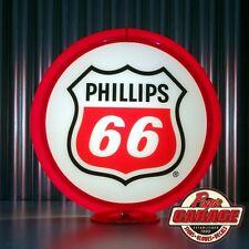 "Made by Pogo/'s Garage Red Indian Marathon Gasoline 13.5/"" Gas Globe Lenses"