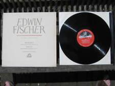 Edwin Fischer ~ Mozart Piano Concerto D Minor Bach Brandenburg Concerto No 5 n D