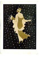 Ancienne publicité des années 40 PARFUM CARON ~ 27x37 cm ~ FRFN246