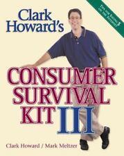 Consumer Survival Kit 3 Howard, Clark, Meltzer, Mark Paperback