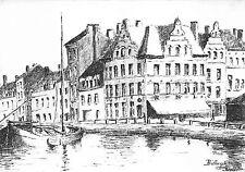 BR19606 Biebuyck painting postcard