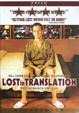 Lost in Translation (Dvd, 2004, Widescreen) - Good