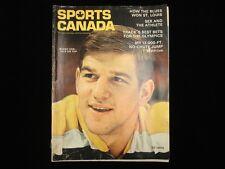 January 1970 Sports Canada Magazine - Bobby Orr Cover