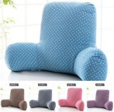Office Reading Back Rest Pillow Lumbar Support Arm Seat Lounger Cushion Backrest