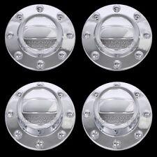"""4 Center Hub Caps for Ram 3500 2011-2018 17"""" Dually Alcoa Wheel Dual Rim Covers"""