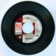 Philippines IMMACULATE Girl OPM 45 rpm Record