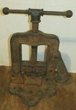 Vintage Reed No. 72 Pipe Vise LQQK!