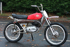 Bultaco Lobito MK4 175 1971 Classic Trail Bike US Import Restoration Project