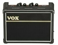 VOX AC2RV Black Rhythm Machine & Effecter Equipped Electric Guitar 4959112165533