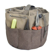 Carry Case Tool Bag Durable Small Parts Storage Bucket Work Toolbag Organizer
