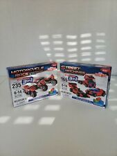 Motorcycle Race & Street Machines Construction Blocks Compatible w/ Other Brands