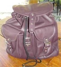 Unisex Reisekoffer & -taschen aus Leder mit extra Fächern