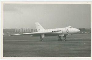 Avro Vulcan VX777 Farnborough Photo, HE806