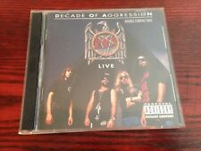 Slayer Decade of aggression (live, 1991)  [2 CD]