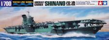 SHINANO AIRCRAFT CARRIER TAMIYA (WATERLINE) 1/700 PLASTIC KIT