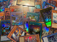 !!Yu-Gi-Oh! Lot of 100 Random Cards!! SEALED Up and Ready to Go***SEE DETAILS!!
