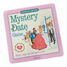 Hasbro Nostalgia Edition Mystery Date Game in Tin NEW Sealed