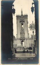1915 P.P.I.E. RPPC Postcard 260 Court of Abundance San Francisco CA unposted