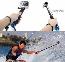 Waterproof Monopod Tripod Selfie Stick Pole Handheld for GoPro Hero 4 3+ 3 2 1