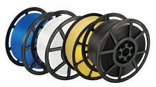 More details for strong polypropylene hand strapping banding plastic reel multi size & colour