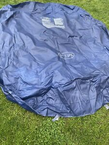 #147 Lay z Spa Hawaii Top Leather Cover Condition