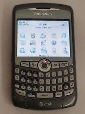 BlackBerry Curve 8310 - Titanium (AT&T) Smartphone ~ UsedHandhelds