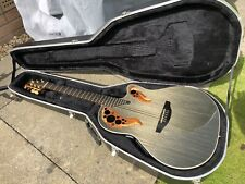 Ovation Adamas 1597 Electro Acoustic Guitar & OHSC