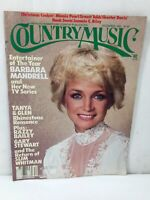 Country Music Magazine December 1980 Barbara Mandrell Tanya Tucker Glen Campbell