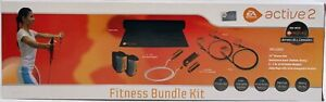 Active 2 EA Sports Strength Building Kit Fitness Training WII - NEW / UNOPENED