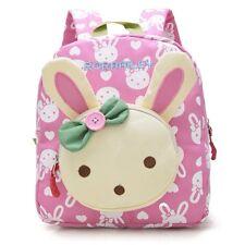 Conejo Bunny Mochila para Niños Kids Cartera Mochila Guardería Bolsa Conejo