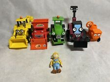 Bob The Builder Trucks And Figures Bundle Play Set