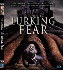 Lurking Fear Blu-ray, Charles Band, Full Moon Features, HP Lovecraft