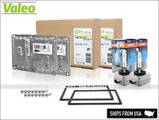 New! Valeo OEM LAD5GL Ballasts + Osram 4300K D1S Bulbs for Audi A4 S4 VW Passat
